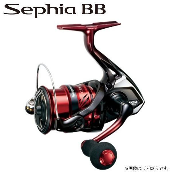 SHIMANO シマノ 18 Sephia BB セフィア BB C3000S 2018年発売モデル|kameya-ec1