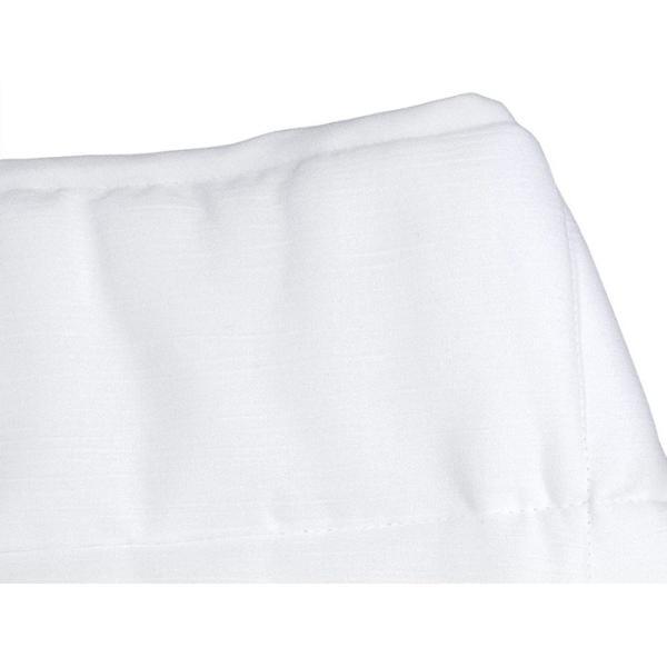 補正下着 ウエスト ヒップ 補正着 着物 和装 補正肌着 汗取り 肌着 下着 木綿 白|kameya|02