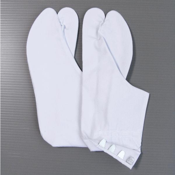 綿ブロード足袋(白) 舞踊足袋 踊り足袋 着物 和装足袋 舞台 ステージ足袋 kameya 02
