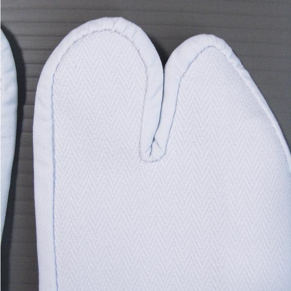 綿ブロード足袋(白) 舞踊足袋 踊り足袋 着物 和装足袋 舞台 ステージ足袋 kameya 04