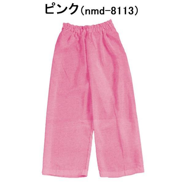 ステテコ レディース 和装 やさしい肌触り すててこ 白 赤 水色 ピンク M L LL|kameya|04