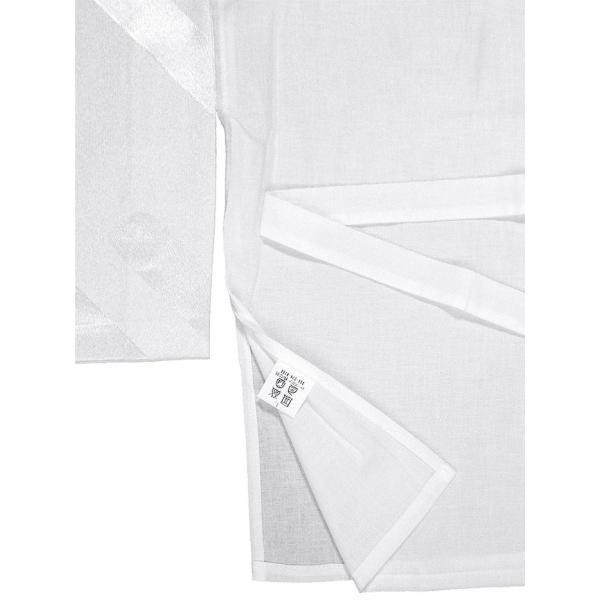 二部式襦袢 半襦袢 東スカート レディース 洗える二部式長襦袢 白 M L|kameya|04