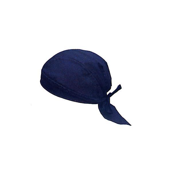 バンダナキャップ 帽子 バンダナ 祭り キャップ 紺 制服 祭り用品|kameya