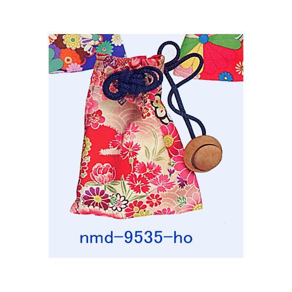 巾着 袋 バッグ ポーチ きんちゃく 祭り 巾着袋 カラフル ファスナー 花柄5種|kameya|06