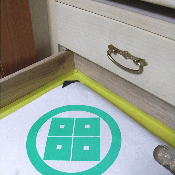 乾燥剤 防虫剤 除湿剤 防腐剤 着物 漢方敷き 2枚 乾燥 防虫 きもの 除湿 防腐|kameya|05