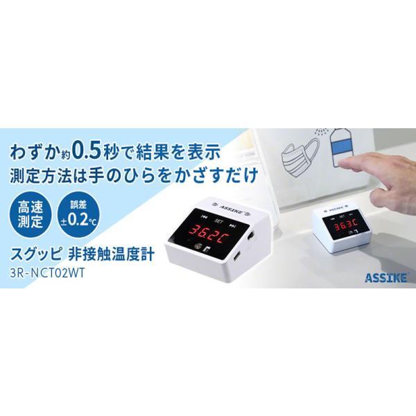 自動測定可能!測定者がいらない「壁掛け式タイプ」0.8秒で検温!非接触型赤外線温度測定器「非接触温度計・赤外線温度計」壁掛け式(KO135)