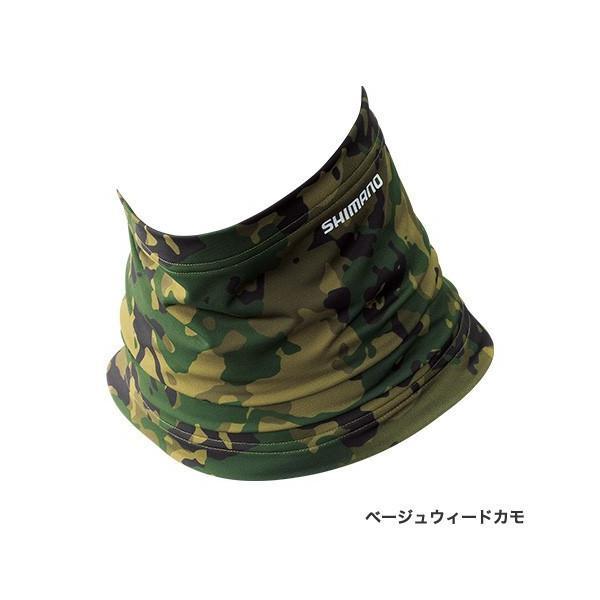 シマノ フィシングウェア SUN PROTECTION ネッククール AC-064Q (プリント柄) kamiyamatsuriguten