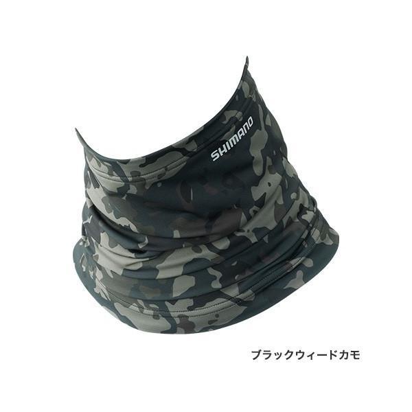 シマノ フィシングウェア SUN PROTECTION ネッククール AC-064Q (プリント柄) kamiyamatsuriguten 03
