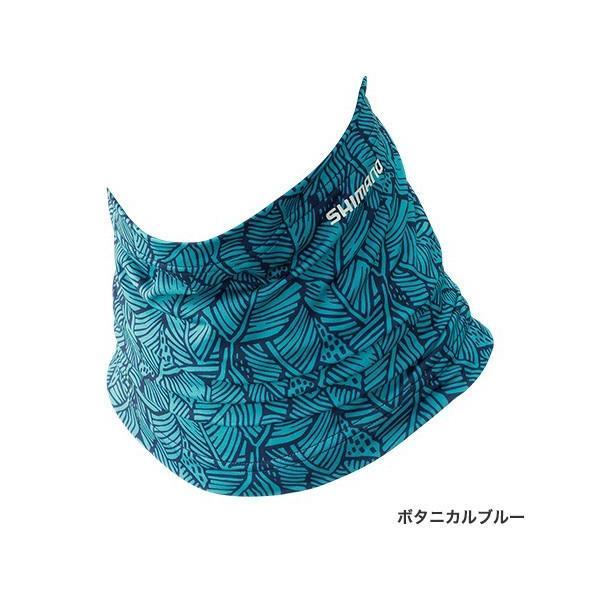 シマノ フィシングウェア SUN PROTECTION ネッククール AC-064Q (プリント柄) kamiyamatsuriguten 04