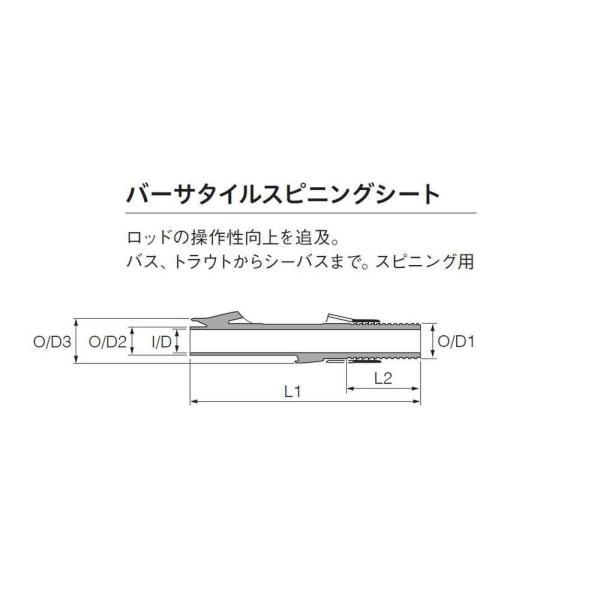 富士工業(FUJI KOGYO) パイプシート バーサタイルスピニングシート VSS SD16