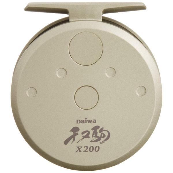 ダイワ(Daiwa) チヌ リール(タイコリール) チヌ駒 X200