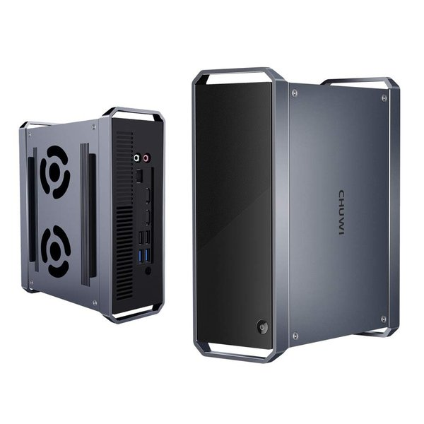 CHUWI GTBox Windows10 OSミニPCメモリー8GBDDR3 256GB SSD Office 1TB SSD RS4内蔵|kamoshika|03