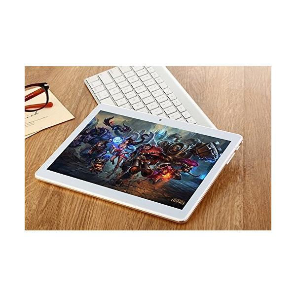 TYD 10.1インチAndroid 8.1 Nougatタブレット 2GB/32GB クアッドコア IPSディスプレイ 解像度1920 x|kamoshika|03