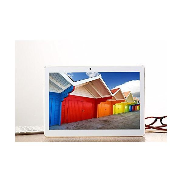 TYD 10.1インチAndroid 8.1 Nougatタブレット 2GB/32GB クアッドコア IPSディスプレイ 解像度1920 x|kamoshika|05