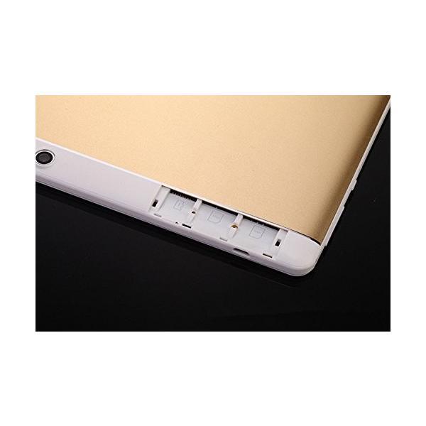 TYD 10.1インチAndroid 8.1 Nougatタブレット 2GB/32GB クアッドコア IPSディスプレイ 解像度1920 x|kamoshika|06