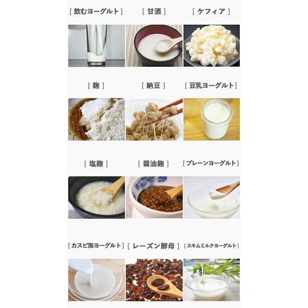 i-WANO (岩野) ヨーグルトメーカー 温度調節機能(20~70℃) / タイマー機能(30分、1~99時間) すぐに作れるレシピ 1,|kamoshika|05