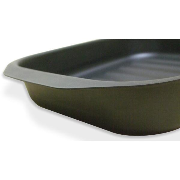 和平フレイズ グリル活用角型パン17×22cm ランチーニ LR-7752|kamoshika|08