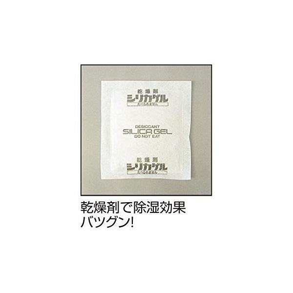 ナカバヤシ キャパティ ドライボックス 防湿庫 カメラ保管 11L グレー DB-11L-N|kamoshika|15