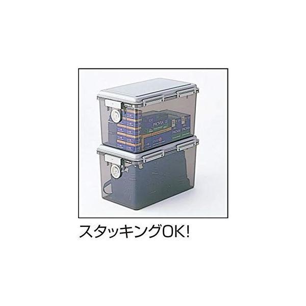 ナカバヤシ キャパティ ドライボックス 防湿庫 カメラ保管 11L グレー DB-11L-N|kamoshika|04
