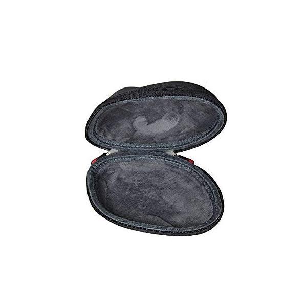 ロジクール ワイヤレストラックボール M570t 専用ケース LOGICOOL Wireless Trackball M570t case kamoshika