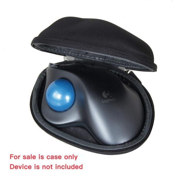 ロジクール ワイヤレストラックボール M570t 専用ケース LOGICOOL Wireless Trackball M570t case kamoshika 04