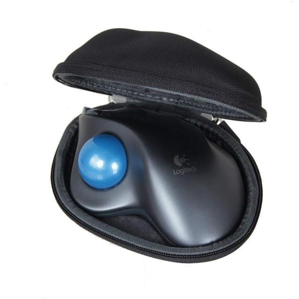 ロジクール ワイヤレストラックボール M570t 専用ケース LOGICOOL Wireless Trackball M570t case kamoshika 07