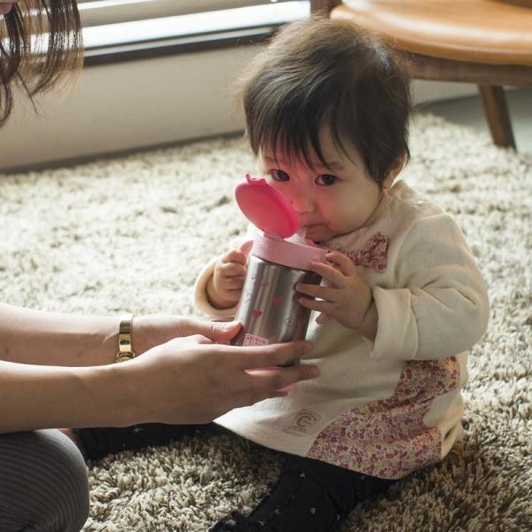 ベビー食器 マグ お食事 リッチェル Richell トライ 保冷ストローマグ 赤ちゃん baby おしゃれ 便利 お出かけ 練習|kamoshikanet|07
