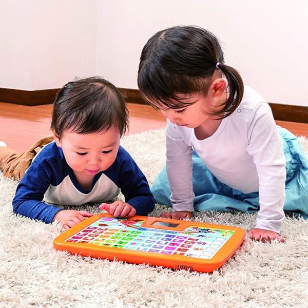 知育玩具 アガツマ アンパンマン よみかきカラーキッズタブレットDX ゲーム おもちゃ 赤ちゃん baby 1歳半 kamoshikanet 04