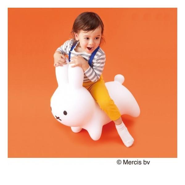 乗用おもちゃ アイデス Ides ブルーナーボンボン おもちゃ 赤ちゃん baby ミッフィー|kamoshikanet|03
