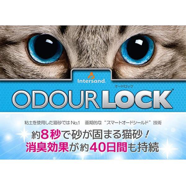 ペット用品 生き物 猫砂 猫用トイレ用品 ラブリー Lovely ネコ砂 オードロック 6kg kamoshikanet 13