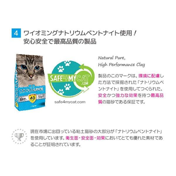 ペット用品 生き物 猫砂 猫用トイレ用品 ラブリー Lovely ネコ砂 オードロック 6kg kamoshikanet 08