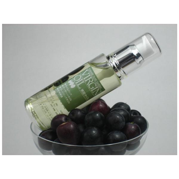 バージンオイル 60ml kanabe-olive