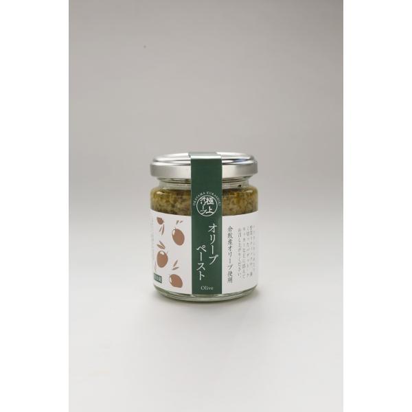 オリーブペースト 80g|kanabe-olive