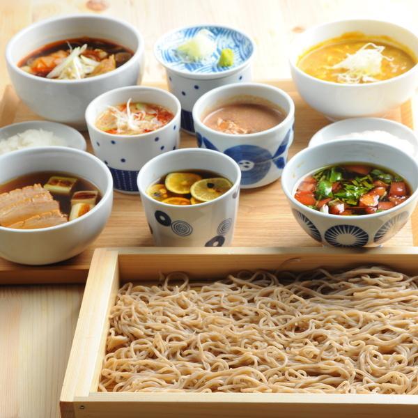 生蕎麦 生そば 信州 雪蔵そば 6食セット つゆ付き かも南蛮 鴨蕎麦 お取り寄せグルメ