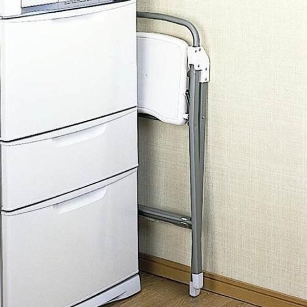 踏み台 ステップ台 ステップアップチェア 脚立 折りたたみ椅子 イス 日本製|kanaemina|04