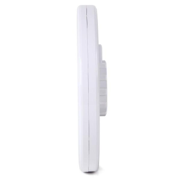 バスクロック お風呂用壁掛け時計 お風呂の時計 防水時計 浴室 バスルーム ホワイト|kanaemina|05