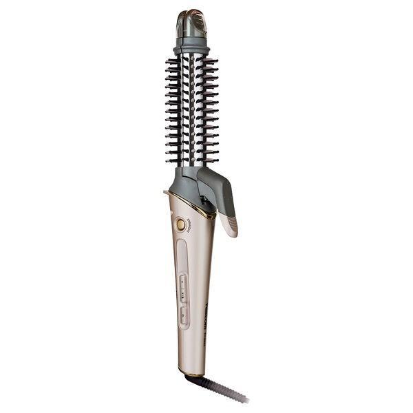ヘアアイロン マイナスイオン アイロン径26mm カール ストレート ブラシ付き 2way 海外対応 テスコム|kanaemina|03