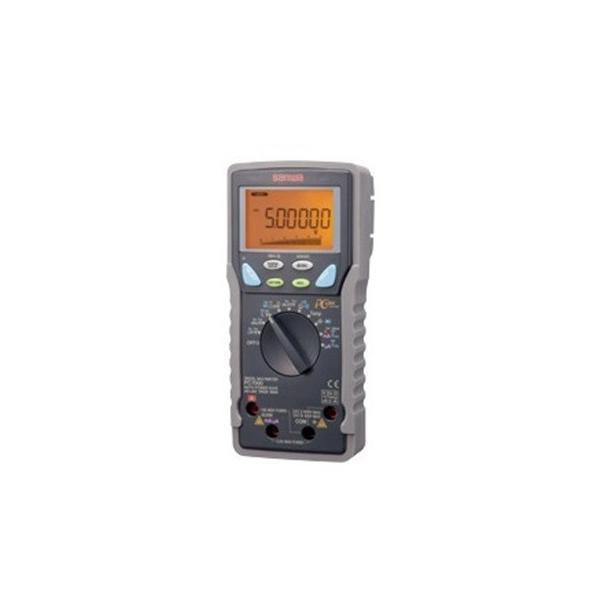 高確度・高分解能(パソコン接続)デジタルマルチメータ 三和電気計器 PC-7000