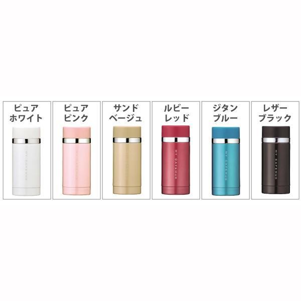 ステンレスマグボトル 水筒 直飲み 保温 保冷 軽量 小型 ミニ 300ml|kanaemina|02