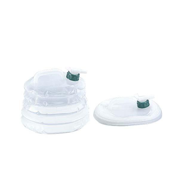 ウォータータンク 水用ポリタンク 折りたたみ 抗菌 大容量 5L|kanaemina