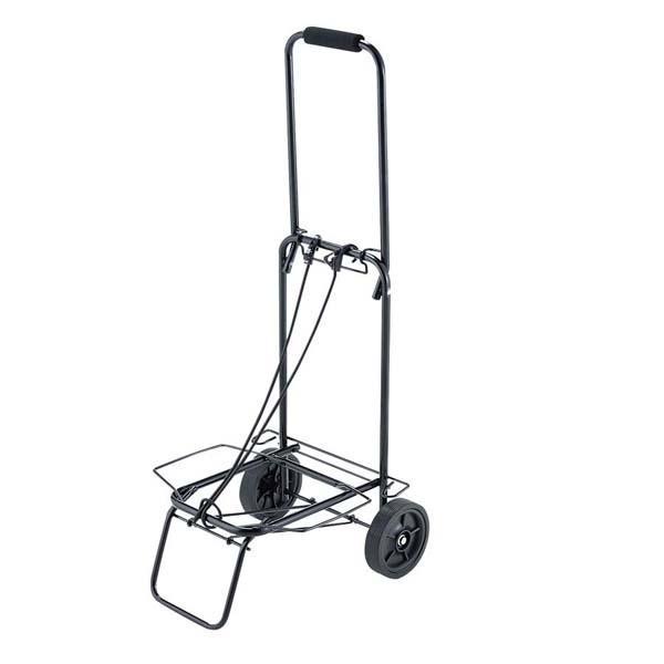 キャリーカート 折りたたみ 軽量 軽い 折り畳み 台車 運搬 固定ロープ付 耐荷重40kg