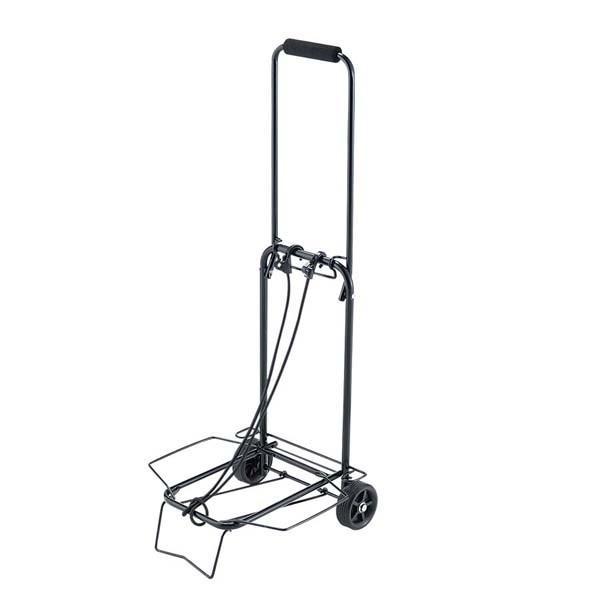 キャリーカート 折りたたみ 軽量 軽い 折り畳み 台車 運搬 固定ロープ付 耐荷重30kg