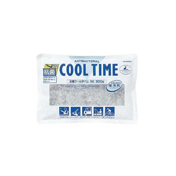保冷剤 保冷パック 長時間 長持ち 抗菌 ジェル ソフト M 300g