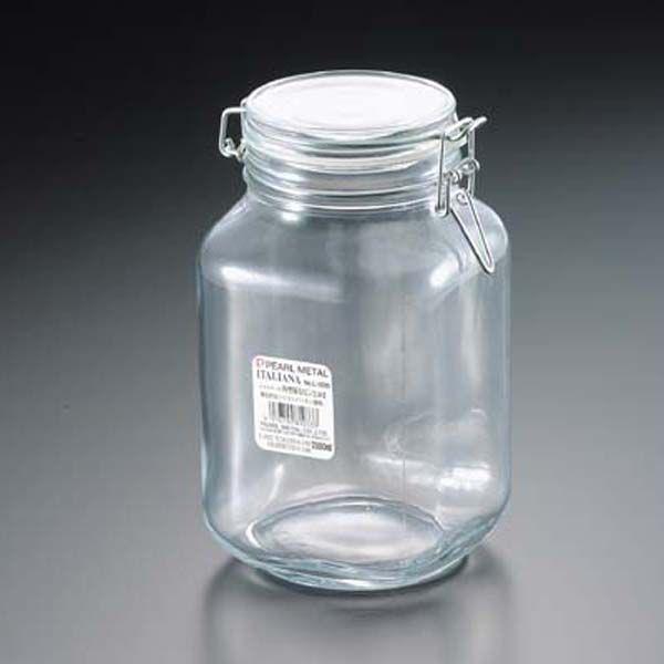 シロップ 容器 梅 保存