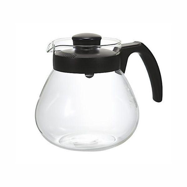 コーヒーポット 珈琲ポット ティーサーバー ハリオ テコ 耐熱ガラス 1000ml kanaemina