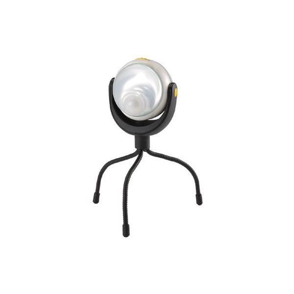 取付け自由自在【ムサシ】LEDどこでもセンサーライト ASL-090