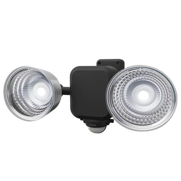ムサシ 3.5W×2灯 フリーアーム式 LED乾電池センサーライト LED-265 ライテックス 600ルーメン LED寿命約40000時間 musashi