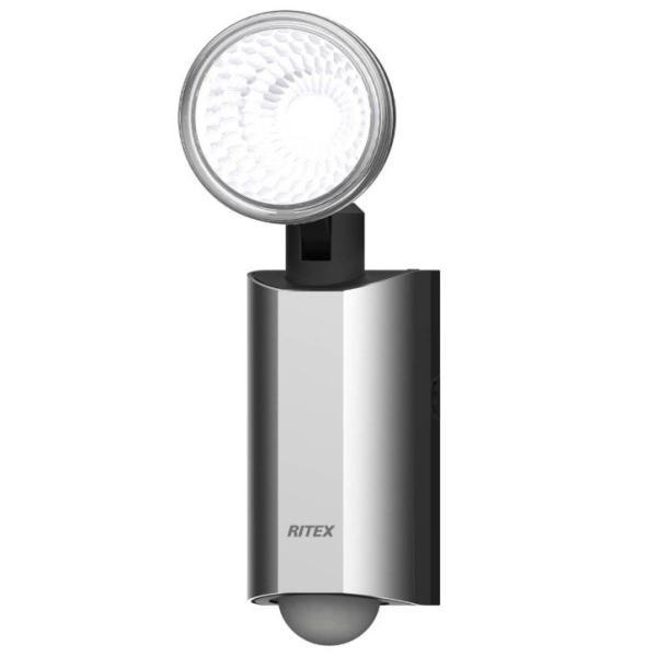 ムサシ 多機能型LEDセンサーライト LED-AC1510 10W ライテックス 約830ルーメン musashi