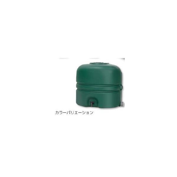 直送 代引き不可【コダマ】雨水タンク ホームダム RWT-110 雨水貯留タンク グリーン