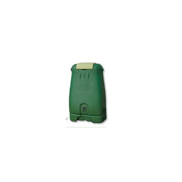 送料無料 直送 代引き不可【コダマ】雨水タンク ホームダム RWT-250 雨水貯留タンク グリーン